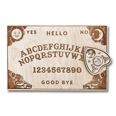 Classic Ouija Spirit Board Wooden Handmade 11