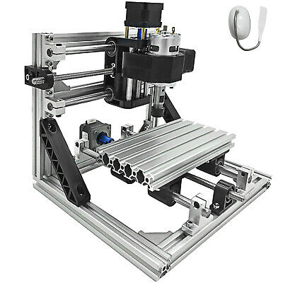Vevor Cnc Router 1610 Er11 3 Axis For Woodworking Engraving Milling Grbl Control