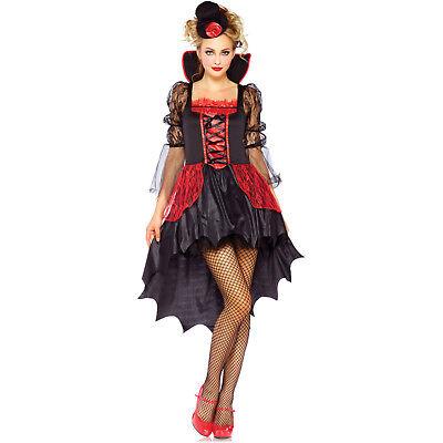 Halloween Costumes Wonderland (Wonderland Crimson Lady Adult Halloween Costume, Dress-Up, Reenactment,)