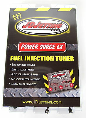 JD Jetting Power Surge 6x Fuel Injection Tuner KTM 500 EXC XCW 12 13 15 -