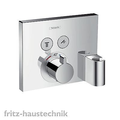 Hansgrohe Shower Select Thermostat Fertigmontageset UP Wannenmischer 15765000
