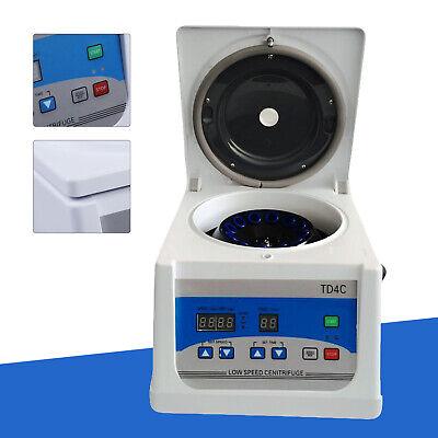 Desktop Lab Digital Centrifuge Low-speed Medical Beauty Centrifuge 815 Ml 110 V