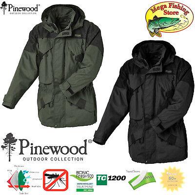 Pinewood 9093 Lappland Extrem Jacke Outdoorjacke Thermojacke Jagd Angel M - 4XL