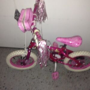 toys and games Girls Princess Shimmer Bike