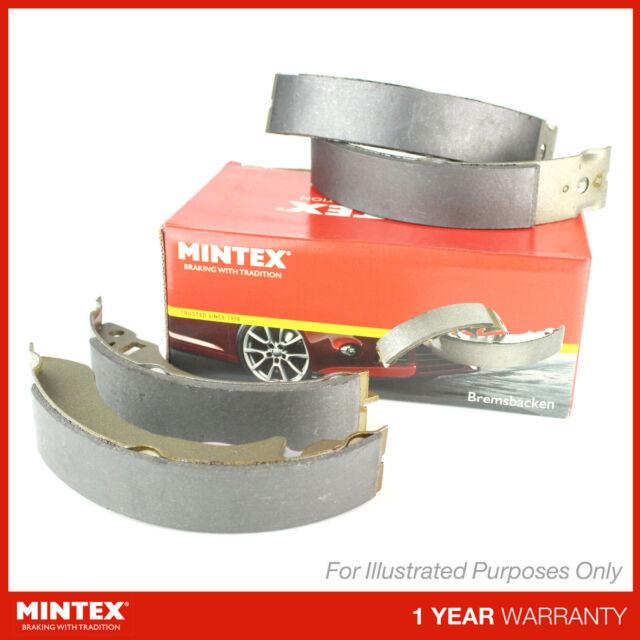 Mintex Front/Rear Brake Shoe Set