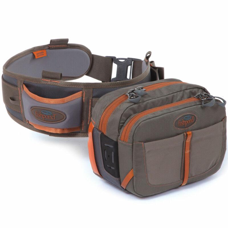Fishpond Switchback Wading Belt Fly Fishing Pack System w/ Net Holster