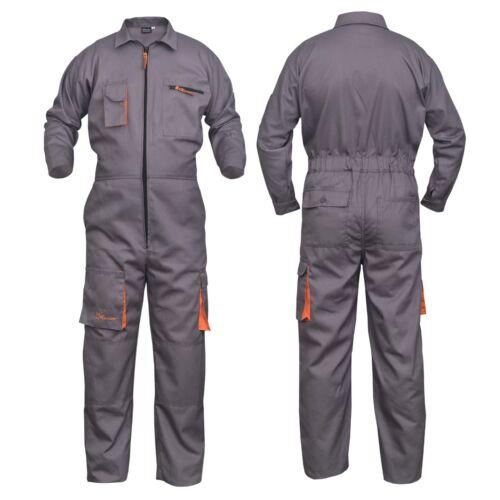 Grey Work Wear Men