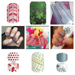 Jamberry Nail Wraps Full Sheets Both Junior And Adult Wraps