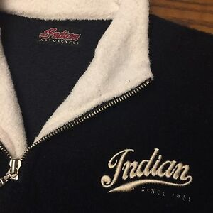 Authentic IndianMotorcycle Sweater