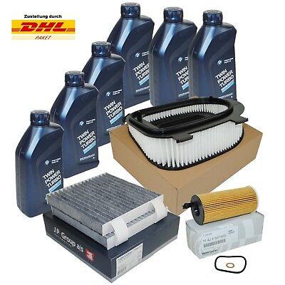 Inspektionspaket BMW X3 F25 sDrive18d xDrive20d xDrive30d  6L BMW ÖL 5W30 gebraucht kaufen  Faustermühle