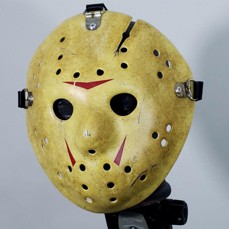 Mask Friday the 13th Jason Voorhees Part 8 Jason Takes Manhattan