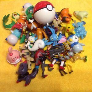 Pokemon Action Figure lot