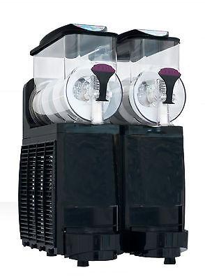 New Faby Mini 2 Bowl Frozen Drink Machine