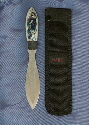 Nene Thomas Dagger Knife Athame Serenity Fairy RARE NLA Fantasy Art Wicca Knive