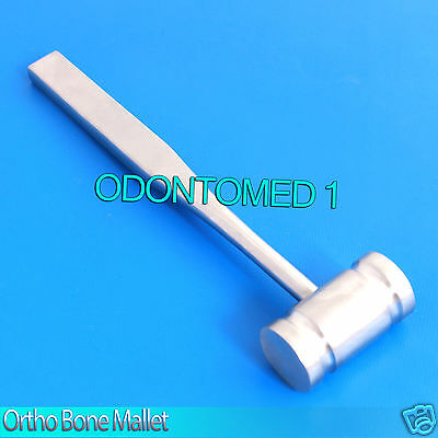 Ortho Bone Mallet 450 Grams 26.5cm Veterinary Orthopedic Instruments