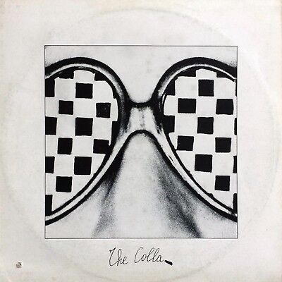 The Colla ‎Ad ovest di Paperino 1982 Italy CGD Records CGD 20287 ELECTRONIC FUNK