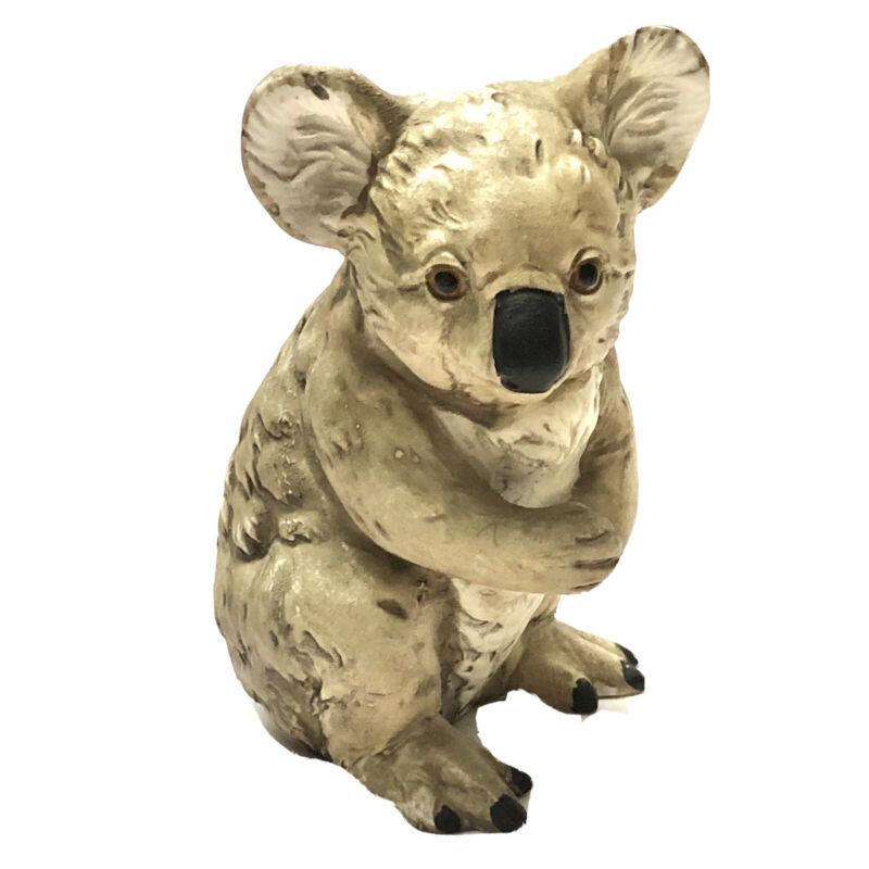 "Vintage Koala Bear figurine 5"" collectible ceramic Japan"