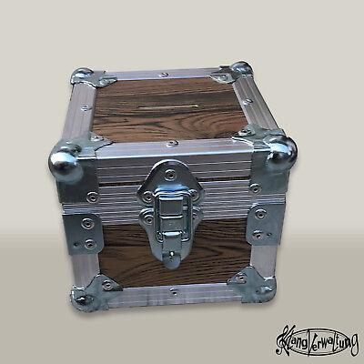 Spardose Sparkasse Trinkgeld Kaffeekasse Case Flightcase Schatzkiste