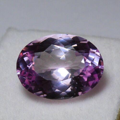 Natural 11.00 Ct Certified Unheated Brazil Pink Kunzite Loose Gemstones 15x12 mm
