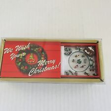 """Mr. Christmas Gold Label """"We Wish You A Merry Christmas ..."""