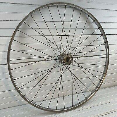 Pink 2 Tone Turbo Fixie Vintage Old School BMX Bike Mushroom Grips Track Bicycle