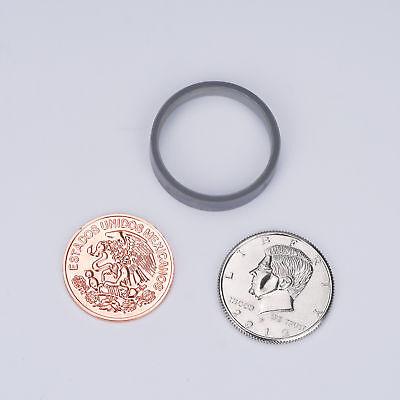 Scotch Type and Soda Magic Coin Trick Gimmick Close-up Street Magic Trick Coin Close Up Magic Trick