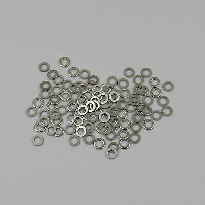 NEW BLACK NYLON DRUM TENSION ROD WASHERS For Tom 200 Qty Bass and Snare