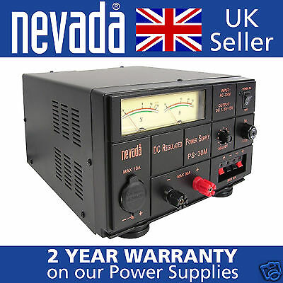 Nevada PS30M 25-30A linear PSU