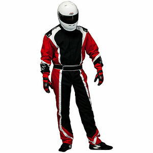K1 - Apex Level 2 Karting Suit - Kart Racing CIK-FIA Rated - Youth & Adult Sizes