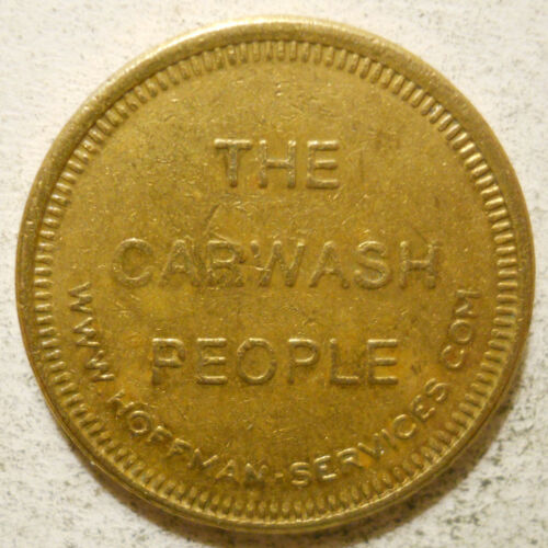 The Carwash People (Wheeling, Illinois) token - IL9250D
