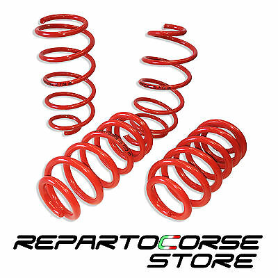 KIT 2 Federn Sport Low-profile REPARTOCORSE 40mm MERCEDES ML W163 todoterreno