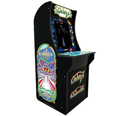 IN-HAND Arcade1Up Galaga + Galaxian Arcade Cabinet Machine LCD DISPLAY for sale  Shipping to Canada