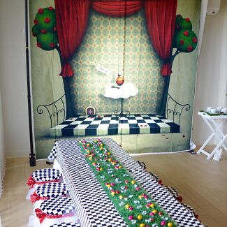 Wonderland Party Package