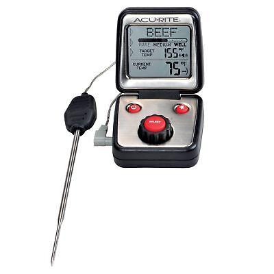 Acurite 00277 Digital Thermometer   Fahrenheit  Celsius Reading   Heat