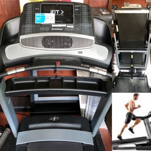 NEW & ASSEMBLED Nordic Track Commercial 1750 Treadmill - IFit and more!