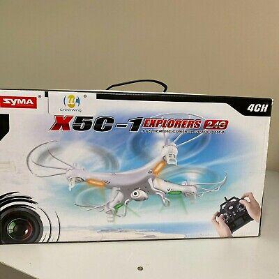 SYMA X5C-1 Explorer Gyroscope 2.4G 4 CH Ultramontane Control Quadcopter Drone