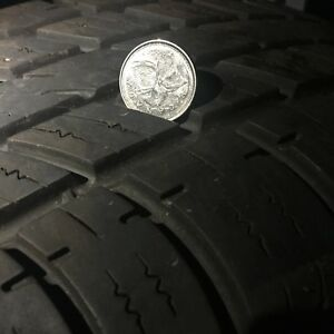 Summer Uniroyal Tiger Paw tires in good condition