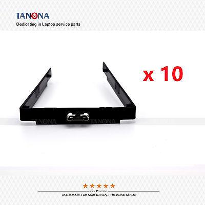 10pcs/lot Lenovo Thinkpad T540P W540 W541 HDD Caddy Bracket Frame Hard drive SSD