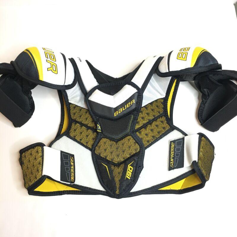 Bauer Supreme S190 Ice Hockey Shoulder Pads Junior Medium