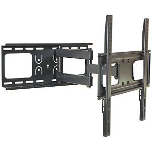 LPA36443A-TV-Wall-Bracket-Swivel-Tilt-Slim-Mount-for-32-55-Inch-TVs