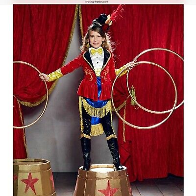 Circus Ringleader Costumes (❤️ Chasing Fireflies; $160 Circus Ringleader Suit Costume; Size)