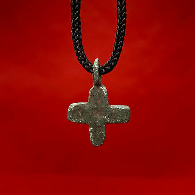 Ancient Medieval Viking Cross Pendant Ancient Cross Authentic Viking Cross 10th-11th Century AD