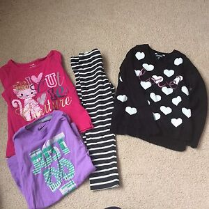 Girls clothes.  Size 5