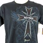 Hard Rock Guitar Solid T-Shirts for Men