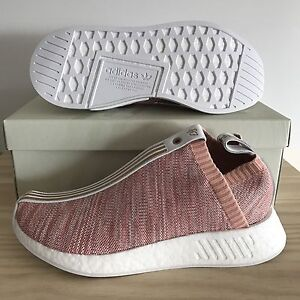 Naked x Kith x Adidas Consortium NMD CS2 Pink US8.5 DS Melbourne CBD Melbourne City Preview