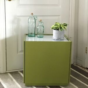 IKEA side table w/ drawers