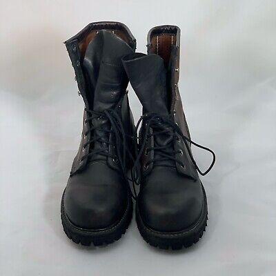 Vintage Red Wing Irish Setter Sport Boot Mens Size 5.5 Black Reddish Brown