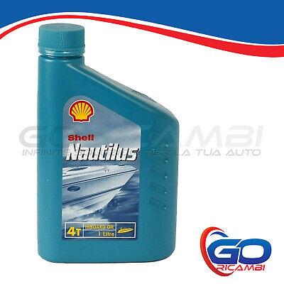 Aceite Motor Para Barco Cáscara Nautilus 4T Premium Interior 15W40