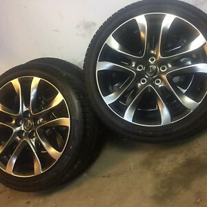 "Mazda 6 Oem Rims & tires 19"" brand new take offs 2018"