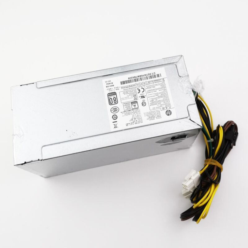 HP PSU 400w Power Supply Platinum Rated Lincs Sunflower Pavilion 942332-001 US